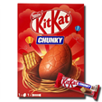 Nestlé Kit Kat Chunky Chocolate Egg 129g