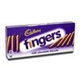 Cadbury Fingers Milk Chocolate 114g