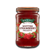 Mackays Strawberry Preserve With Champagne 340g