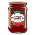 Mackays Scottish Strawberry Preserve 340g