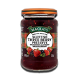 Mackays Scottish Three Berry Preserve 340g