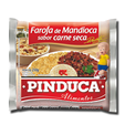 Pinduca Farofa de Mandioca Carne Seca 250g
