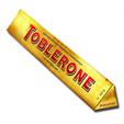 Toblerone Swiss Milk Chocolate With Honey & Almond Nougat 360g
