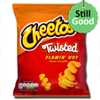 Cheetos Twisted Flamin Hot 30g