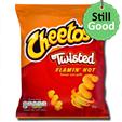 Cheetos Twisted Flamin Hot 30g