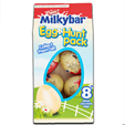 Nestlé Milkybar Egg Hunt Pack 8's 120g
