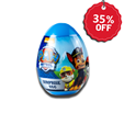 Kinnerton Patrulha Pata Chocolate Egg 20g