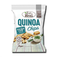 Eat Real Quinoa Chips Sour Cream Chives 30g