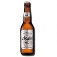 Asahi Japanese Beer - Cerveja Bottle 330ml