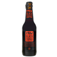 1906 Black Coupage Spanish Beer Bottle 330ml