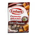 Embaré Caramelos Leite Chocolate 150g