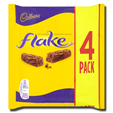 Cadbury Flake 4 x 20g