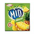 Mid Abacaxi Pó Refresco 25g