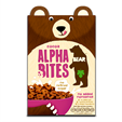 Bear Cocoa AlphaBites Cereal 350g