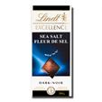 Lindt Excellence Dark With Sea Salt 100g
