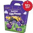 Cadbury Easter Egg Hunt Carton 176g