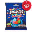 Nestlé Smarties Mini Eggs 80g