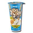 Meiji Yam Yam Vanilla Creme Dips 57g