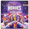 Cadbury Heroes Advent Calendar Giant 230g