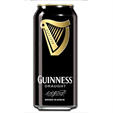 Guinness Draught Stout Beer Can 440ml