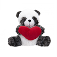Panda With Giant Love Heart 100g