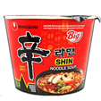 Nongshim Hot and Spicy Instant Cup Noodle 114g