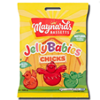Maynards Bassetts Jelly Babies Chicks 165g