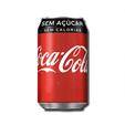 Coca Cola Sem Açúcar 330ml