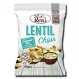 Eat Real Lentil Chips Creamy Dill Flavour 113g