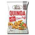 Eat Real Quinoa Corn Puffs Mediterranean 113g