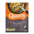 Quorn Garlic & Herb Fillet 200g