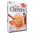 General Mills Cheerios Maple Whole Oats 306g