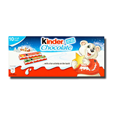 Kinder Chocolate Milk Chocolate Bars 10x12.5g