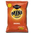 Jacob's Mini Cheddars 105g