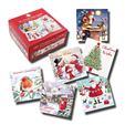 Giftmaker 30 Christmas Cards