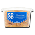 Coop Mixed Peel 200g