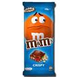 M&M's Chocolate Bar Minis & Crispy Rice 150g