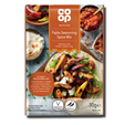 Coop Mexican Fajita Seasoning Spice Mix 30g