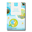 Coop Fairtrade Camomile Herbal Tea Infusion 20's