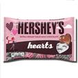 Hershey's Milk Chocolate Hearts Valentines 283g