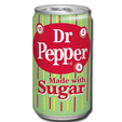Dr. Pepper With Sugar 355ml