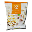 Coop Sweet & Salted Popcorn 100g