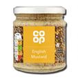 Coop Wholegrain Mustard 180g