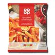 Coop Spicy BBQ Lentils Ridges 100g