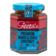 Geeta's Mango & Chilli Chutney Hot 230g