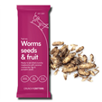 Crunchy Critters Worms Seeds & Fruit Trail Mix 30g