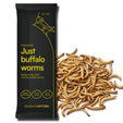 Crunchy Critters Just Buffalo Worms Unseasoned 10g