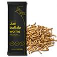 Crunchy Critters Just Buffalo Worms Unseasoned 10g