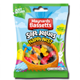 Maynards Bassetts Soft Jellies Happinest Sweets Bag 160g