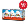 Kinder Surprise 3Pack 60g